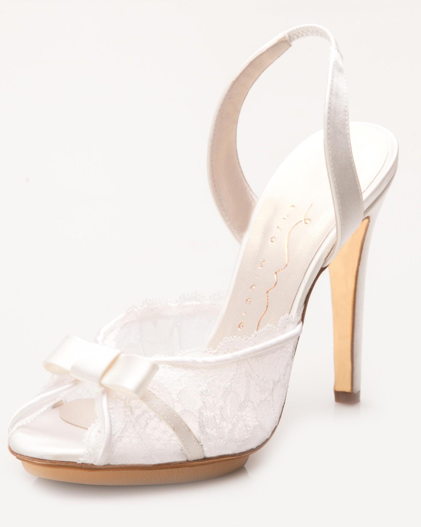 acquista lusso acquisto autentico marchio popolare Enzo Miccio Bridal Shoes Scarpe | Milenka Puntel