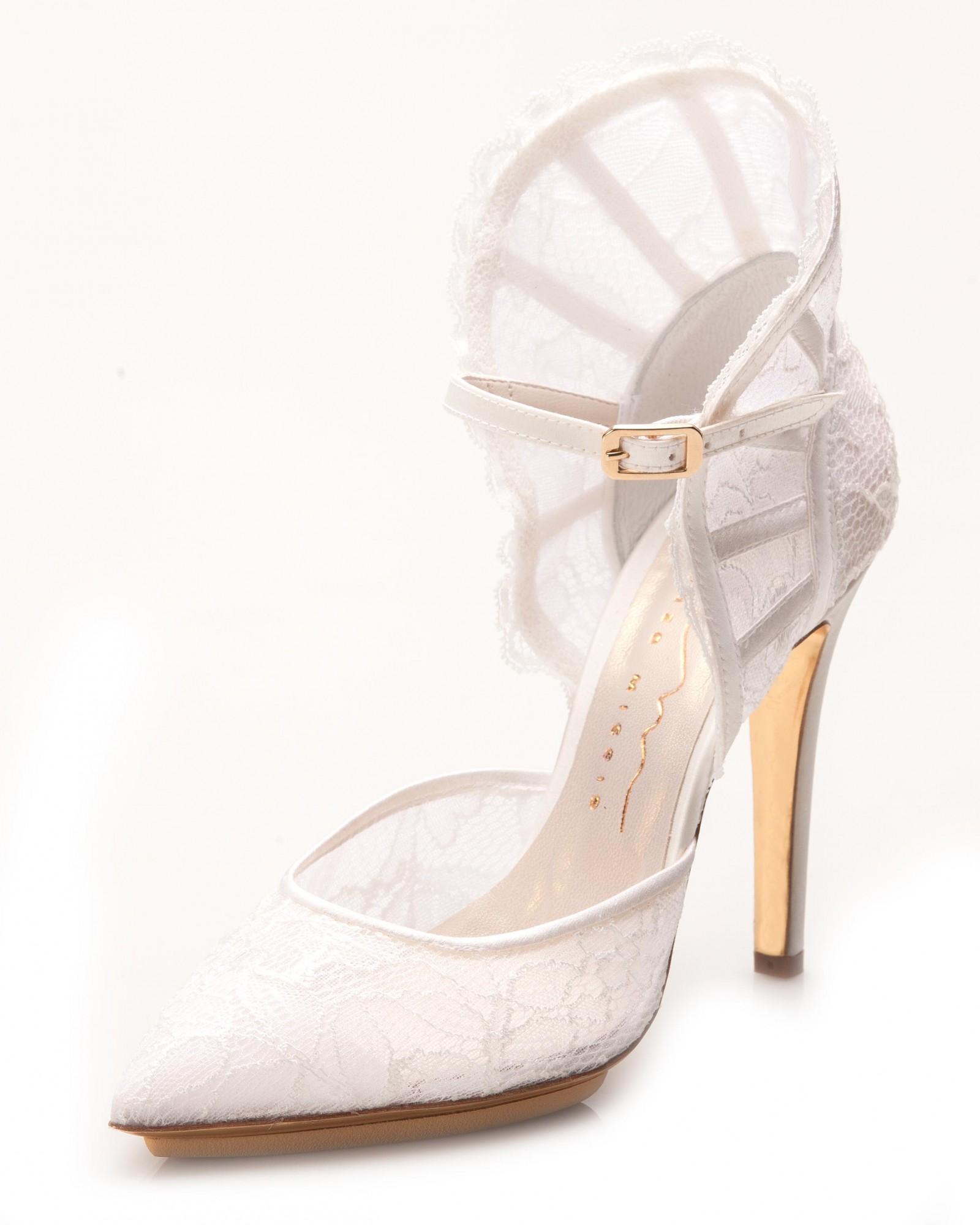 Scarpe Sposa Enzo Miccio.Enzo Miccio Bridal Shoes Scarpe Milenka Puntel